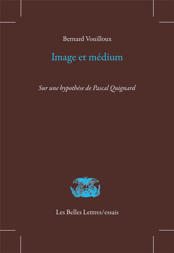 IMAGE ET MEDIUM